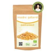Proteina din mazare pulbere premium bio 250g