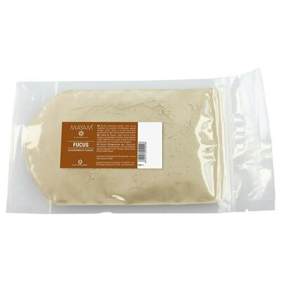 Pudră de Fucus algă brună 50gr