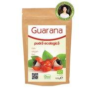 Pudra de guarana raw bio 125g PROMO