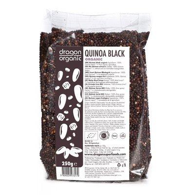Quinoa neagra bio 250g DS