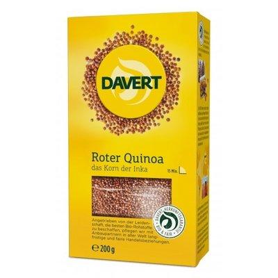 Quinoa rosie bio 200g DAVERT