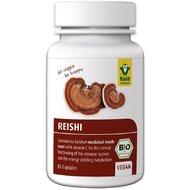 Reishi extract bio 400mg, 80 capsule vegane RAAB PROMO