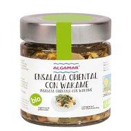 Salata orientala cu alge wakame bio 190g