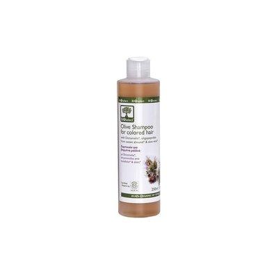 Sampon Bio pentru par vopsit cu ulei de masline, 250ml