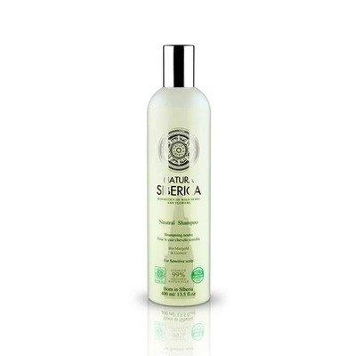 Sampon neutru pentru scalp sensibil cu extract de lemn dulce, 400 ml