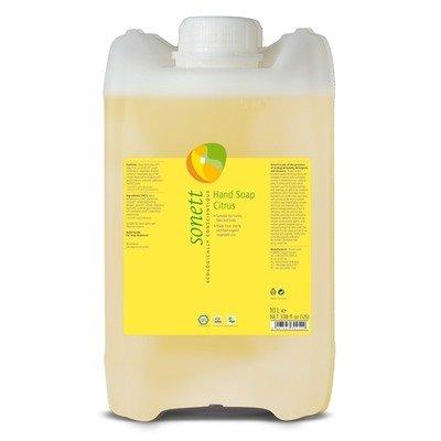 Sapun lichid - gel de dus ecologic Lamaie 10L, Sonett