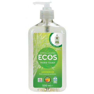 Sapun lichid pentru maini - lemongrass, 500ml Earth Friendly