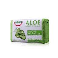 Sapun Natural cu Aloe Equilibra, 100g