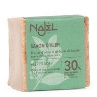 Sapun traditional de Alep cu 30% ulei de dafin, 185g