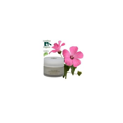 Scrub bio exfoliant pentru ten cu ulei si samburi de masline, 50ml