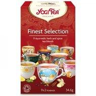 Selectie de ceaiuri Yogi Tea, BIO, 34,6 g