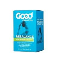Servetele umede organice pentru igiena intima Rebalance/ 12 buc