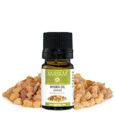Smirna ulei esenţial pur (commiphora myrrha) 5 ml