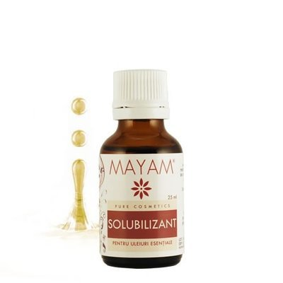 Solubilizant pentru uleiuri esenţiale, parfumante, 25 ml