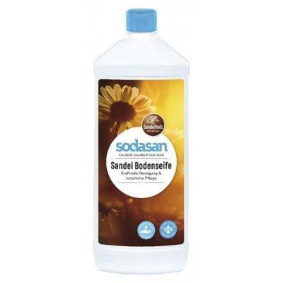 Solutie Bio Pentru Podele Cu Santal 1 L Sodasan