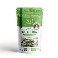 Spirulina organica TABLETE 125g