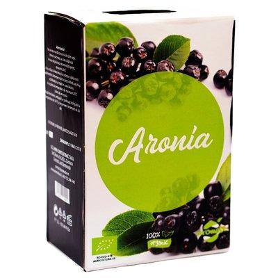 Suc de aronia bio 3 litri, Aromela 2 + 1 GRATIS