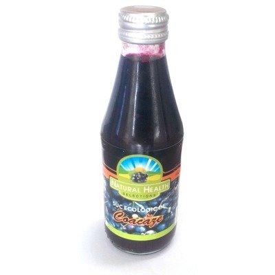 Suc de coacaze negre bio 200ml