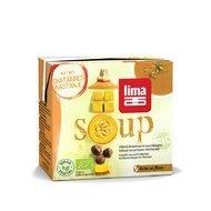 Supa crema de dovleac cu castane bio 500ml