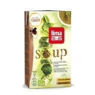Supa de linte cu Tamari bio 1L Lima