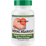 Super Royal Agaricus, 120CPR, Mushroom Wisdom