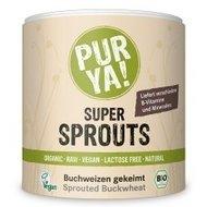 Super Sprouts hrisca germinata raw bio 220g PROMO