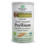 Tarate de Psyllium Integrale, 100% Organic | > 85% Fibre, 100 gr