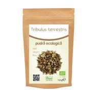 Tribulus Terrestris pulbere bio 125 g