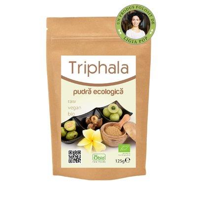 Triphala pudra bio 125g