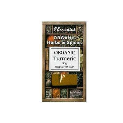 Turmeric macinat bio 30g