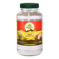 Ulei de cocos eco, extravirgin, 500ml - Organic India