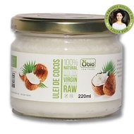 Ulei de cocos raw bio 220ml Obio