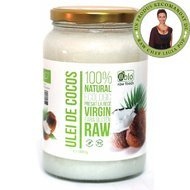 Ulei de cocos virgin raw bio 1400g / 1521ml