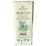 Ulei de masline extravirgin Myrtoo bio 5 litri