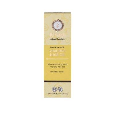 Ulei pentru stimularea cresterii si anti-caderii parului, Khadi, 100ml