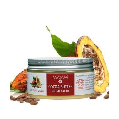 Unt de Cacao BIO, 100 gr Mayam