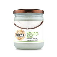 Unt de cocos Coconut Bliss eco, 400g, Biona