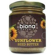 Unt din seminte de floarea soarelui eco, 170g, Biona