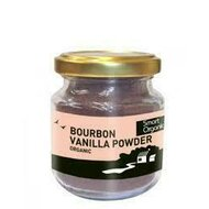 Vanilie de Bourbon pudra bio 15g SO