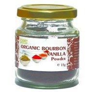 Vanilie de Bourbon pudra bio 15g DS