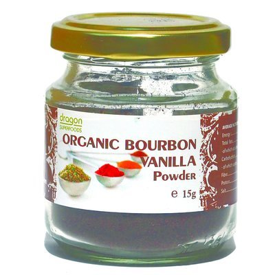 Vanilie de Bourbon pudra bio 15g DS PROMO