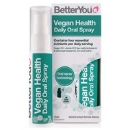 Vegan Health Oral Spray (25ml), BetterYou