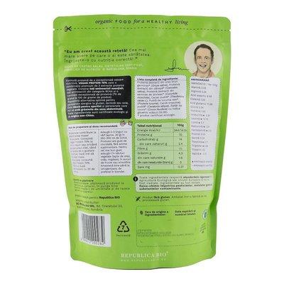 Vegan protein 70%, pulbere functionala cu gust de ciocolata Republica BIO, 600 g