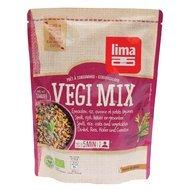 Vegi mix spelta, orez, ovaz si legume bio 250g Lima