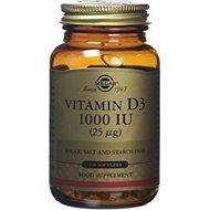 Vitamina D3 1000iu 100cps - SOLGAR