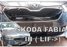 Masca radiator, in bara SKODA FABIA III an fabr.2018- (marca HEKO)