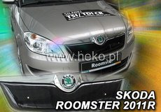 Masca radiator SKODA ROOMSTER an fabr. 2010- (marca  HEKO)