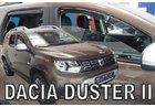 Paravant Dacia Duster, model dupa 2018