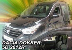 Paravant pentru Dacia Dokker, an fabr. 2012-