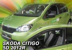 Covorase auto Skoda Citigo